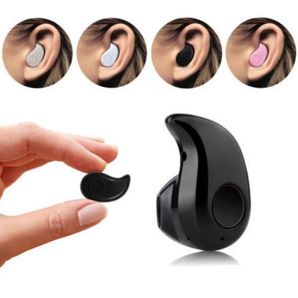 8576b98262e S530 Universal Mini Wireless Bluetooth 4.0 Headset Headphone Earphone, Kaju  Shape