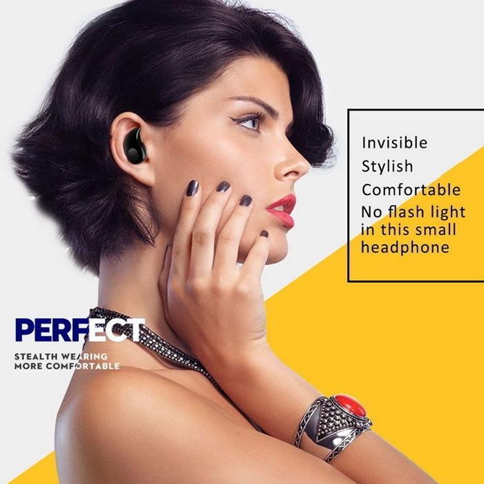 S530 Universal Mini Wireless Bluetooth 4.0 Headset Headphone Earphone, KajuShape