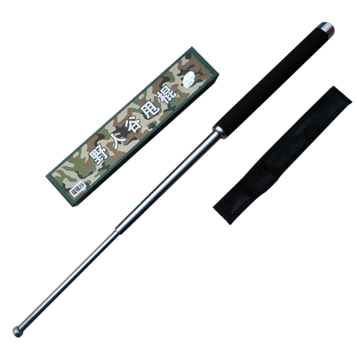 Self Defense Police Telescopic Folding Stick