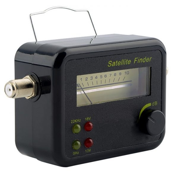 Best Satellite Signal Finder Meter For All Dth Dish Network