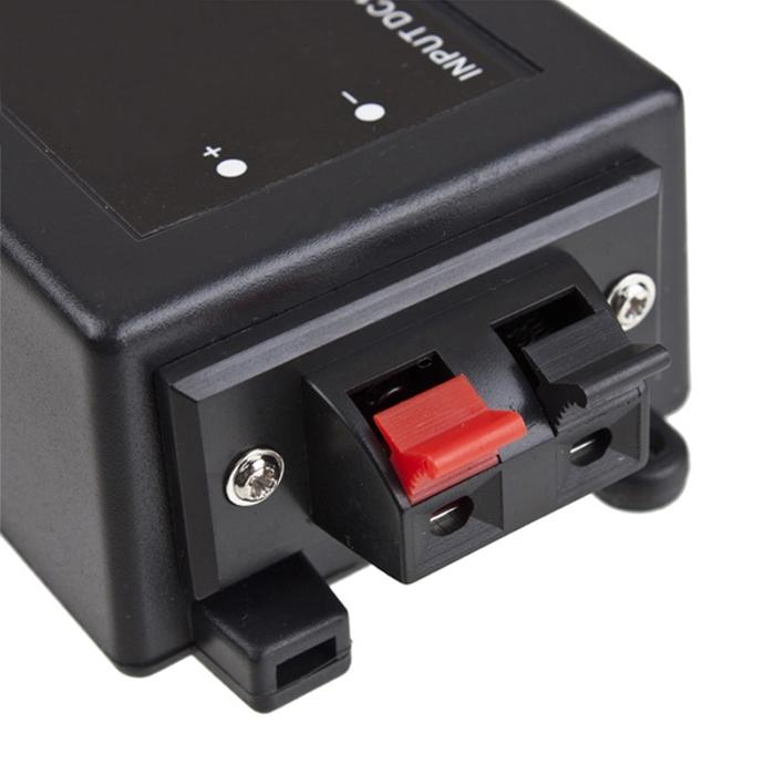 Wireless Remote LED Light Dimmer Controller 12V-24V DC 96W Adjust Brightness, PWM Dimmer, RF Controller Switch, Power Saver for LED Strip Light