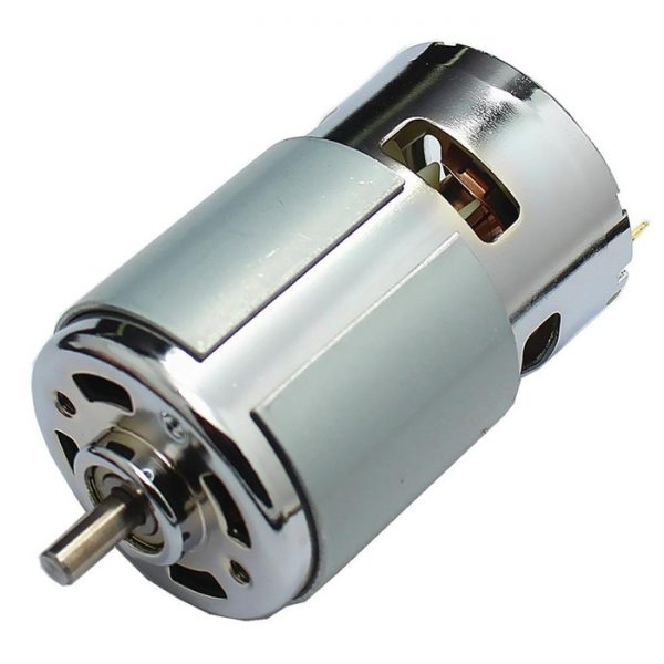 12V RS 775 High Torque DC 12V Multipurpose Brushed Motor, Bigger Motor, 7000 RPM