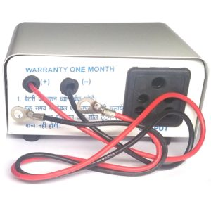 12V DC To 220V AC 200 Watt Converter/ Inverter For Home, Car, Solar Panel, Color TV, Mobile Charger, CFL