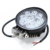 9 CREE LED 27 W Square LED OFF Road Flood Light, DRL Fog Lamp For All Cars & Bikes, Royal Enfield, SUV, Truck, Boat