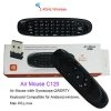 3 In 1 Mini Rechargeable 2.4 GHz Remote Control Air Mouse Wireless Keyboard For XBMC Android TV, PC TV Box, Smart TV, Computer & Laptop