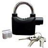 Anti Theft Alarm Lock Motion Sensor Lock Security Waterproof Padlock, Bike, Bicycle, Home, Shop, Office & Factory