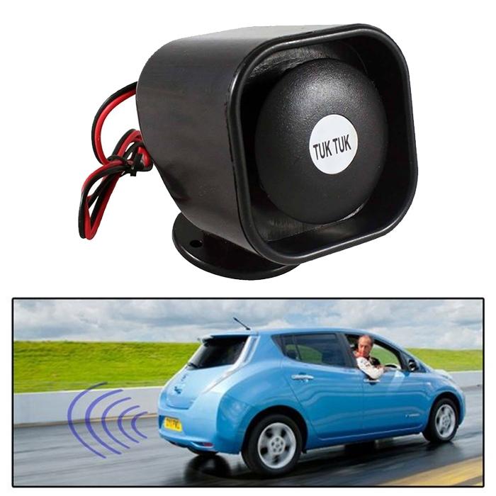 Car Auto Reverse / Back Tuk Tuk Horn Siren For Car Reverse Safety Device, 12V DC