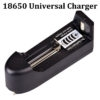 Universal Battery Charger For Li-Ion 3.7V 18650/ 16340/ 14500/ 17670/ CR123A Battery
