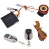 BlackCat Motorcycle Bike Anti-Theft Security Alarm System With Double Remote Control 12V Kit For All Bikes/ Scooter