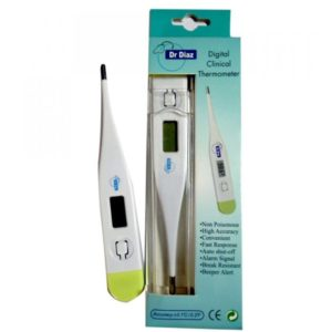 Digital LCD Medical Clinical Body Thermometer Measure Temperature Child & Adult, Digital Thermometer C Degree Celsius