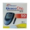 50 Test Strips Of Dr. Morepen Gluco One Blood Sugar Meter BG-03, Diabetes, Blood Glucose Test Strips