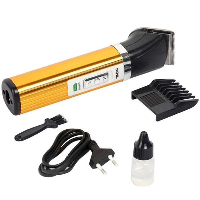 Nova/Maxel Professional Hair Trimmer Machine Clipper Rechargeable Hair Trimmer Cordless Clipper, Razor Shaving Machine