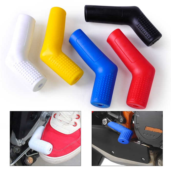 Bike Rubber Shiftier Sock Boot Shoe Protector Shift Cover For All Bike Motorcycle