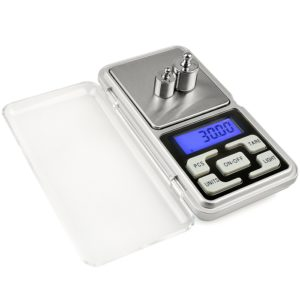 500g Digital Display Mini Pocket Weight Scale, Portable Measurement Weighing Machine, Precision Digital LED Pocket Jewelry Scale