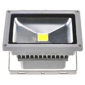 Waterproof Pure White LED Flood Light AC 110-264V Spotlight For Indoor & Outdoor Use