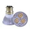 3 Watt LED Spotlight Bulb, 220V AC, B22 Lamp Bulb, 3W LED Bulb For Home & Commercial Use