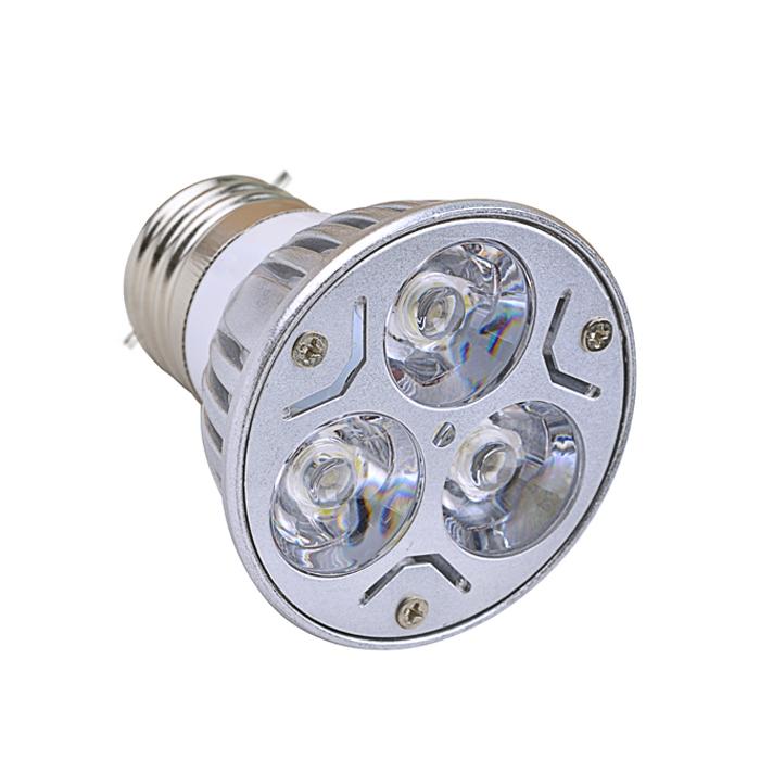 meet 9a22b ad6ac 3 Watt LED Spotlight Bulb, 220V AC, B22 LED Lamp Spotlight Bulb, 3W LED  Bulb for Home & Commercial Use