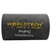 WORLDTECH 3500W PMPO WT-8001BST Car Bass Tube With 8 Inch Sub-Woofer Built-in Amplifier