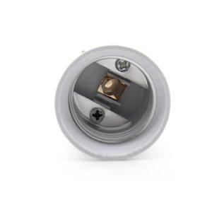 B22 Male To E27 Female Bulb, LED, Halogen, CFL Light Base Bulb Lamp Adapter Converter Socket Holder