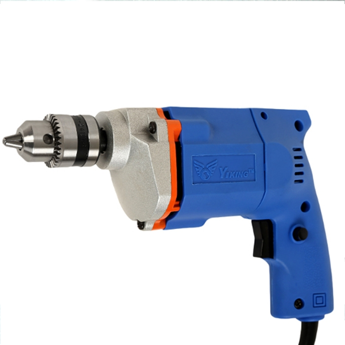 Branded Heavy Duty Powerful Electric Drill Machine 10mm - 2600 RPM, 300W, 220V- 50Hz