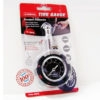 COIDO 6075 Tyre/ Tire Pressure Gauge Guage 10-100 PSI With Reading Lock Pin For Auto, Cars, Bike, Scooter, Bus