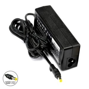 18.5V 3.5A 65W Power Adapter/ Laptop Charger Replacement for HP, Compaq Laptop With 4.8*1.7 mm Barrel Type Yellow Tip Connector