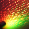 100mW Rechargeable Red Green Laser Pointer Party Pen Disco Light 5 Mile + Free Battery