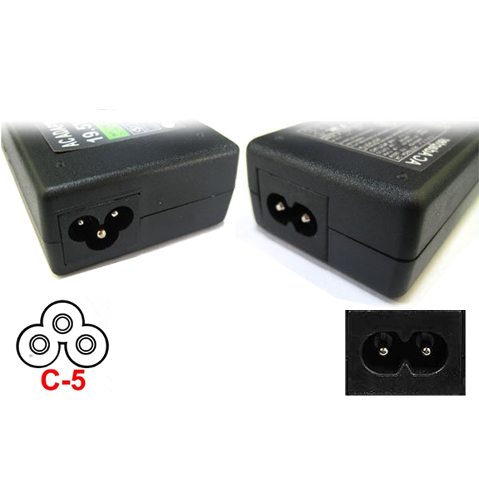 Power Adapter/ Laptop Charger Prong Type