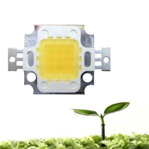 10W White High Power SMD LED Flood Light Lamp Bead, DC 9-12V 10 Watt SMD LED