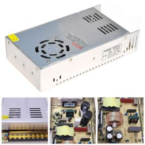 5 Volt 60 Amp, 300W SMPS/ 5V 60A Power Supply, SMPS, Driver, Switch Mode Power Supply, Input 110~240V AC Output 5 Volt 60 Amp DC Power