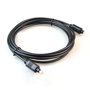 Digital Optical SPDIF Fibre Optic Audio Toslink To Toslink Male Fibre Optical Cable