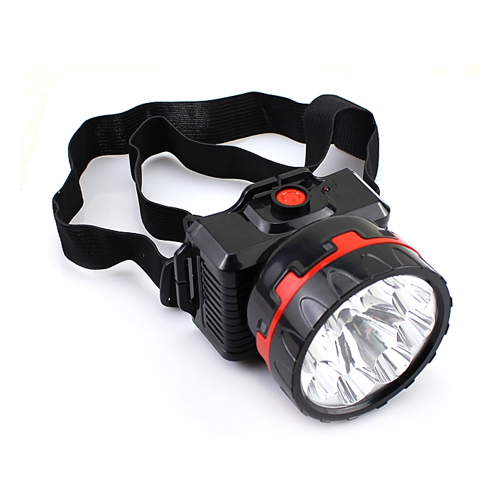 Rechargeable High Power LED Head Light Headlamp Flash Light Outdoor Night Torch