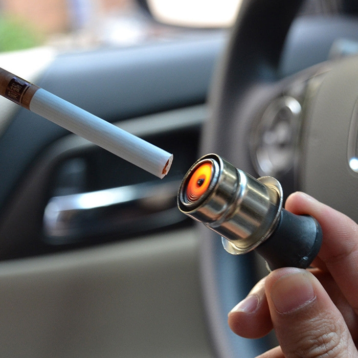 STANLEY Brand Car, Vehicle, Auto, Bus, Boat Cigarette, Cigerette Lighter, 12 Volt 20 mm Automatic Cigarette Lighter Ignition