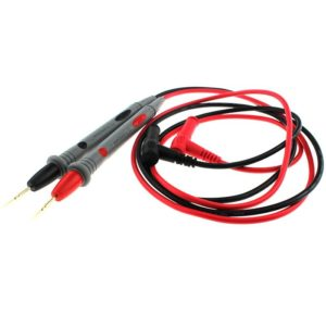 HTC 2 PCS BEST CAT III 1000V 20A Universal Digital Multimeter Multi Meter Test Lead Probe Wire Pen Cable