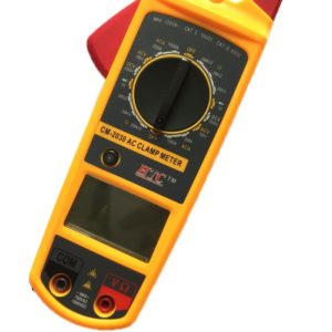HTC Instruments CM-2030 Digital AC Clamp Meter 1000A 750V Tester Clip on Meter