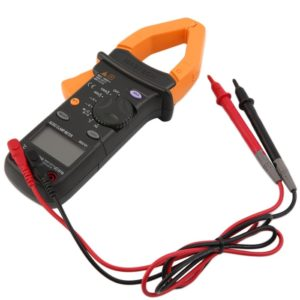 MASTECH MS2101 AC/ DC Amp Digital Clamp Meter 4000 Counts With Storage Bag