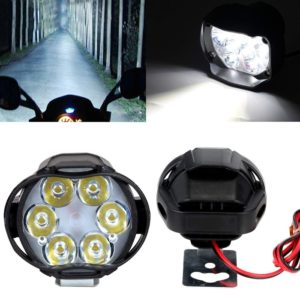 6 Led Fog Light Waterproof Spot Beam Bulb Led 10 W Spotlights White Work Selon Light With Switch for Motorcycle and Cars