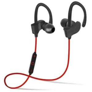 QC-10S JOGGER® Sports Bluetooth Headset, Rechargeable Bluetooth V 4.1 Hand-free Stereo Headphone with Mic