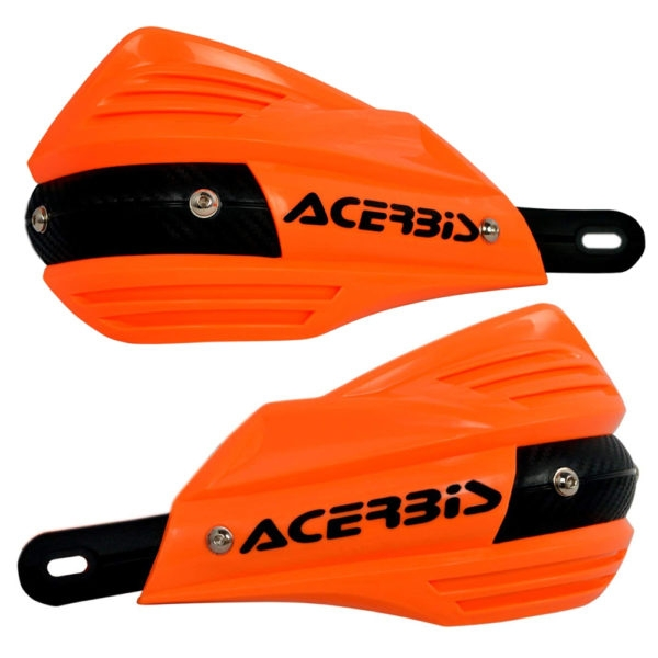 Acerbis X-Factor Hand Guards Uniko Protector, Knuckle Guards Kit for Universal Motorcycle & Dirt Bike (Pack of 2)