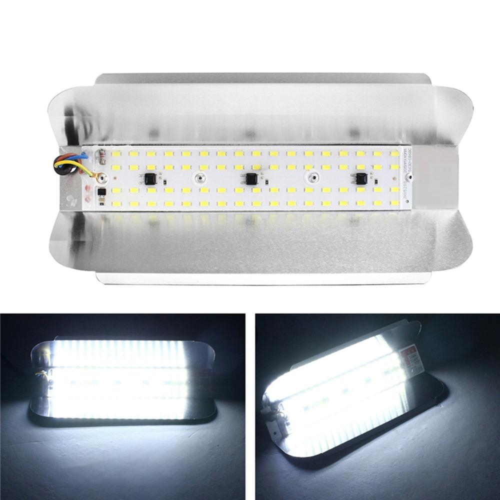 Portable MLD LED 50 Watt Flood Light, Waterproof IP65, 50W LED Iodine Tungsten Lamp, AC 180-240V Flood Light for Indoor & Outdoor Use