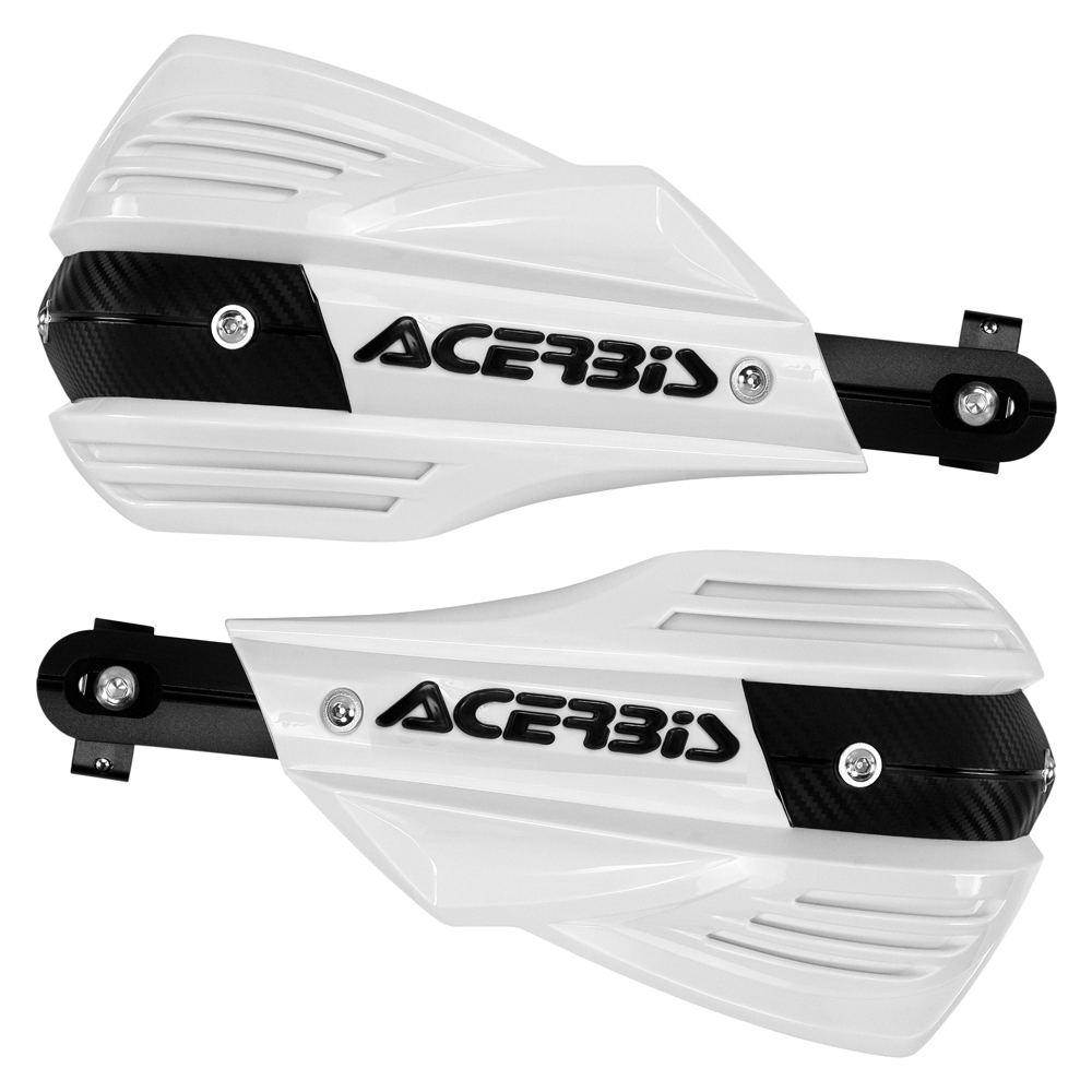 Acerbis X-Factor Handguards Uniko Protector, Knuckle Guards Kit for Universal Motorcycle & Dirt Bike (Pack of 2)