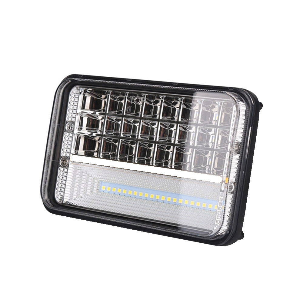 Super Bright Premium 45 LED Headlight for Hero Splendor, Splendor Plus & Splendor PRO