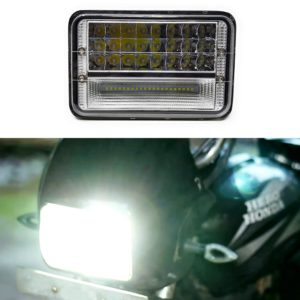 Super Bright Premium 45 LED Headlight for Hero Splendor, Splendor Plus & Splendor PRO